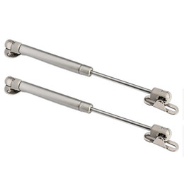 Wholesale Door Lift Support Furniture Gas Spring Cabinet Kitchen Cupboard Hinges Lid Stays Soft Open close For Lift Up Opening Cabinet Door Panels