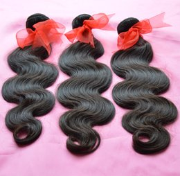 Eurasian Virgin Hair Body Wave Wavy Unprocessed 7A Brazilian Filipino Peruvian Malaysian Indian Remy Human Hair Weaves Bundles Natural Color