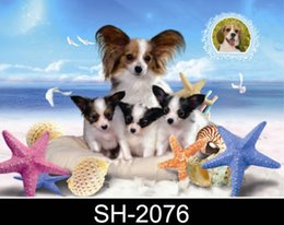 Wholesale pieces designs new arrival high quality D lenticular picture perfect gift cute dog and cat pet designs
