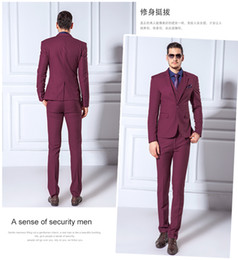 Best Software To Design Clothes New Design Notched Lapel Wine