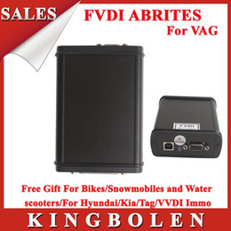 Hot AVDI ABRITES Commander for VAG V21.0 With Free Software For Hyundai Kia Bikes Snowmobiles Water scooters Tag Software VVDI