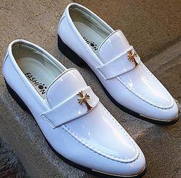 Wholesale Low Price Prom Shoes - 2016 New Lowest price men's shoes wedding shoes unique totem prom shoes Male social shoes leather shoes ENPX134