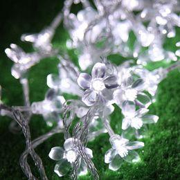 40 LED Bulbs 5m Sakura Led light string,Christmas ornament lights,waterproof Fairy LED Colored lights,lamp led light strip strips lighting