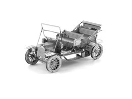 Wholesale The Ford Model T Vintage Car D Puzzle Mental Alloy Handmade For Adults DIY Toys Collection Assembled Model Gift For Kids Children Birthday