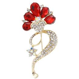 Wholesale New brooch brooch Korean giant cost effective high grade diamond brooch atmosphere