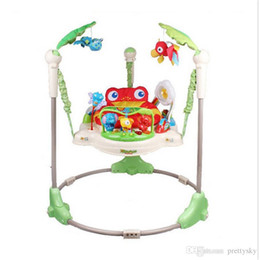Wholesale Rainforest Jumperoo Baby Bouncer Rocking Chair Baby Jumper Activity Center Baby Swing