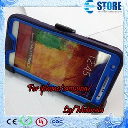 Wholesale DHL Realtree Tree Case for iphone S C S iphone inch Samsung Galaxy Note With Clip Retail Box Package