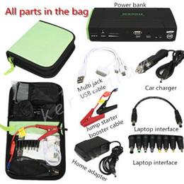Universal Multi-Function 38000mAh Jump Starter Car Kit Motor Emergency Backup External petrol diesel Battery Charger Booster Power