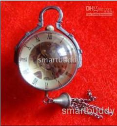 Wholesale - crystal mechanical ball watch clock men's watch work well