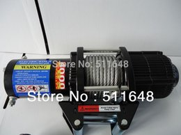 Wholesale 12V LB ATV UTV WD Electric Winch With Wireless Remote Control