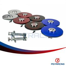Wholesale PQY STORE Racing Engine Bonnet Flush Plus With Key Hood Pin Latch Kit PQY HPL31