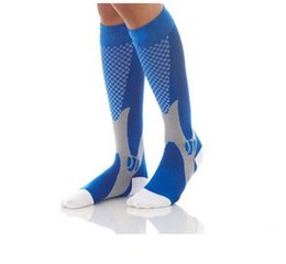 Wholesale Sports medical compression stockings men and women nylon yarn compression socks running leg feet protection blood flow