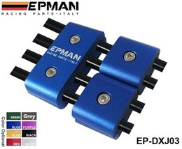Wholesale EPMAN SPARK PLUG WIRES BILLET WIRE SEPARATORS DIVIDERS Default Color is Blue EP DXJ03 Have in stock