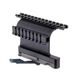 Tactical AK Serie Rail Side Mount Quick Style M052 20mm Weaver rail