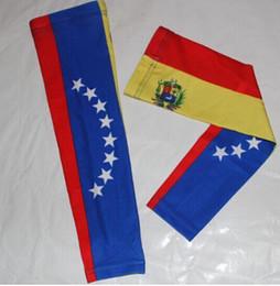 Custom made new venezuela flag Compression Sports Arm Sleeve Digital Camo Baseball Football