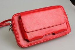 Wholesale 2015 Nouveau sac à main en cuir à fermeture à glissière longue carte portefeuille avec des hommes et des femmes bourse véritable
