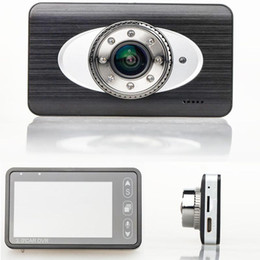 Dashboard Camera Video Recorder Touch Screen Car DVR 3.0inch LCD + 140 Degree Wide Angle V3000A dvr mirror hd