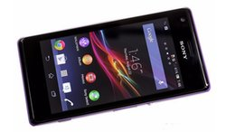 Wholesale Refurbished Original Sony xperia M C1905 Cell Phone Dual Core GB GB MP Android OS G