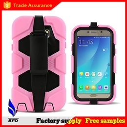 Wholesale Armor Military Heavy Duty WATERPROOF SHOCKPROOF CASE with Belt Clip for iPhone C iphone plus