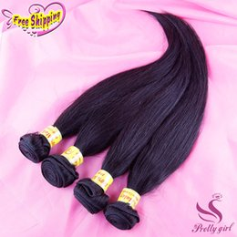 Peruvian Malaysian Indian Brazilian Virgin Hair Bundles Cheap Unprocessed Straight Remy Human Hair Weave 3Pcs Dyeable Extensions Double Weft