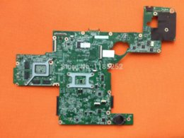Wholesale For Dell XPS L502X Laptop Motherboard HM65 DAGM6CMB8D0 DDR3 Free shiping shiping bags shiping service