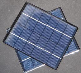 Wholesale 2w v Polycrystalline Solar Panel Solar Cell DIY Solar System Solar Module