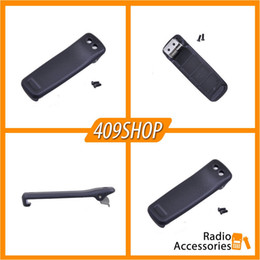 Wholesale Communication Equipment Telecom Parts Black Belt Clip with screw YAESU VX160 CLIP clip box clip art mobile phone