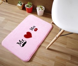 Wholesale 10pcs rugs carpet The latest series of home design wedding bedroom door mats mixed batch