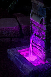 RGB Multi colors Remote control 16colors Submersible LED light, LED vases base light for wedding party celebration