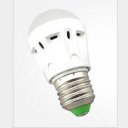 CREE LED Bulbs Hotel Light Decoration 7W LED Globe Bulb E27 Lamp Bulb with Plastic Cover SLQPD-357912-7W E27 E26 GU10 AC85-265V +CE ROHS