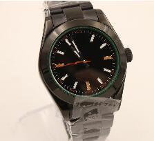 Wholesale El diseñador de moda Blanco Caras Automático Día Movimiento Mecánico suizos para hombre relojes de acero inoxidable de lujo fecha casual relojes de pulsera de los hombres del deporte
