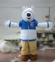 Wholesale Rilakkuma Bear Mascot Costumes Cartoon Garment Animal Rilakkuma Animated Mascot Costumes Clothing Walking Performance Clothing Customization