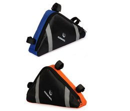 Wholesale HOT Sale Roswheel cycling bike frame tube tool bag cycle bags pannier basket bycicle accessories for bicycle