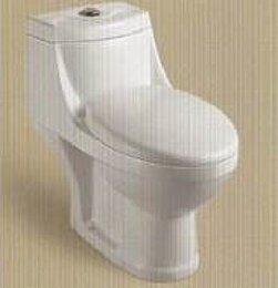 Wholesale ceramic one piece washdown toilet S Trap No