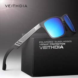 Wholesale-VEITHDIA Aluminum Polarized Sunglasses Men Sports Sun Glasses Driving Outdoor Glasses Goggle Eyewear wholesale 6560