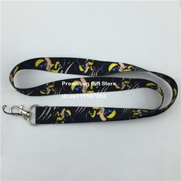 Wholesale Shipping 35PCS Lot The X-men Cell Phone Strap, The Wolverine ID Card Ribbon Lanyard Neck Strap