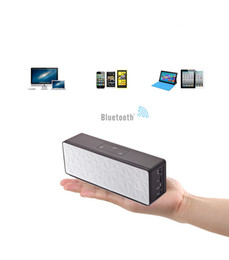 Wholesale My vision N16 Mini Bluetooth speaker Portable Wireless speaker Sound System D stereo Music surround white My vision N16