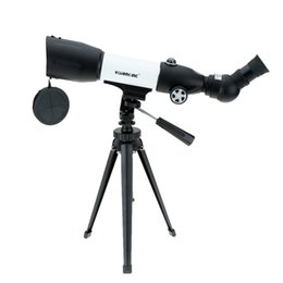 Wholesale New Outdoor Space Astronomical Telescope Visionking CF50350 X mm Monocular Refractor Scope with Tripod Compass order lt no track