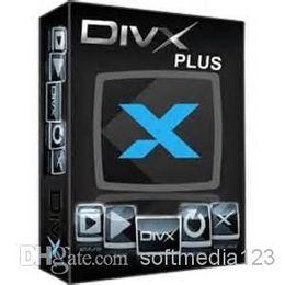 Wholesale DivX Plus v10 Build PC Edition Best movies technologies software