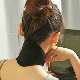 Spontaneous Heating Neck Massager Belt Magnetic Therapy Neck Protector