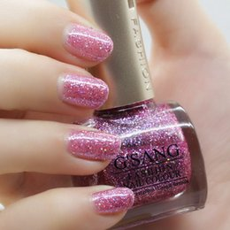 Wholesale manufacturer of OEM nail art cosmetic color polish with private label design nail polish