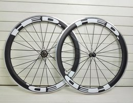 Wholesale 2016 T1000 k UD HED JET plus carbon road wheels C mm Aluminum alloy brake surface racing bike rim bicycle cycling Clincher wheelset