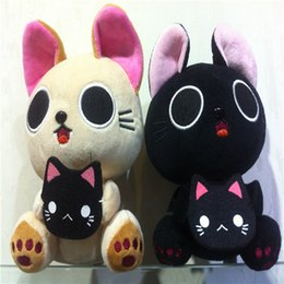 Wholesale Lovely Cat Dolls The Gothic World of Nyanpire Plush Toys Soft Stuffed Animal Dolls