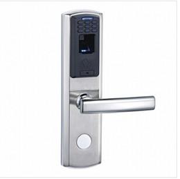 Wholesale Avent Security M100 Fingerprint Door Lock With Stainless Steel
