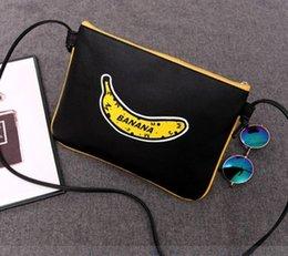 Wholesale fashion brand new women banana handbag messenger bag crossbody shoulder bag tote purse w010