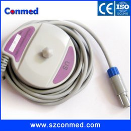 Wholesale High quality Compatible Edan pin fetal ultrasound transducer fetal US transducer Fetal monitor Ultrasound probe Edan US