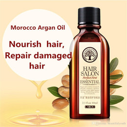 Wholesale Hot LAIKOU Haircare PURE ml Morocco argan oil glycerol Nut oil Hairdressing hair care essential moroccan oil