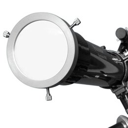 Wholesale Adjustable mm Solar sun Filter Baader Planetarium Film for mm Aperture Telescope Metal