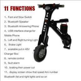 Wholesale electric bike electric motorcycle scooter fashion design new life style new electric bicycle with lithium battery W battery