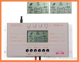 2015 30A MPPT LCD солнечный регулятор обязанности 12V / 24V 380W / 760W панели солнечных батарей Регулятор Авто Работа, Горячие Продажа A3 * от Поставщики панели солнечных батарей регулятора контроллер заряда